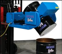 Powered Grip Fork Mount Drum Handler
