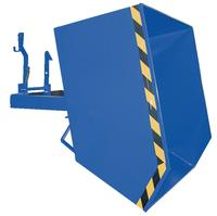 Self-Dumping Hoppers Low Profile 90 Degree Tilt