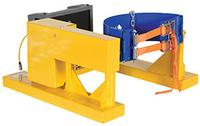 Fork Mounted DC Drum Carrier/Rotator