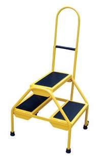 Portable Two Step Ladder