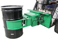 Drum Rotating Skid Steer Attachment