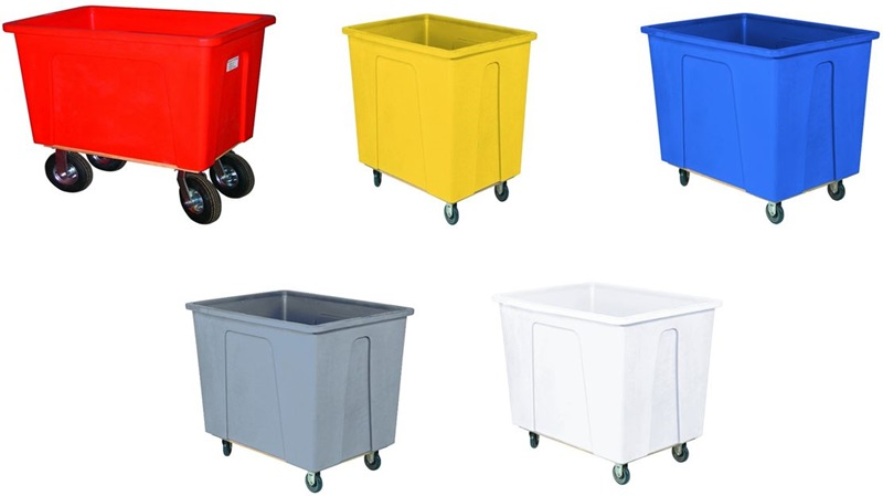 Bulk-Handling Trucks, Utility Boxes & Storage Cases