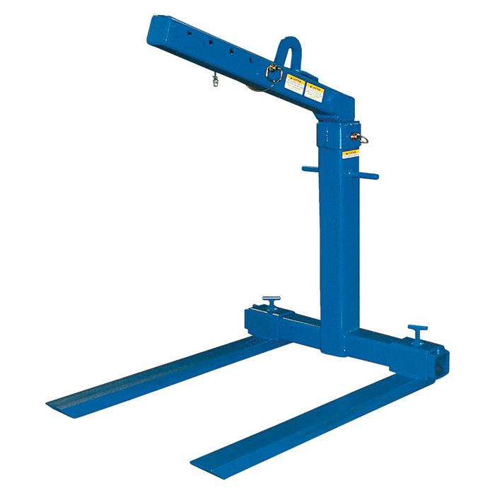 Overhead Load, Pallet Lifters and Coil Lifters