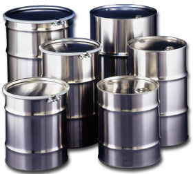 Stainless Steel Drums, Seamless Drums & Wine Barrels